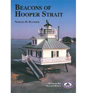 BOOK COVER: Beacons of Hooper Strait