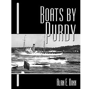 BOOK COVER: Boats by Purdy