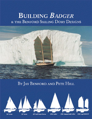 BOOK COVER: Building Badger