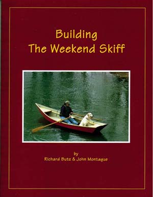 BOOK COVER: Building The Weekend Skiff