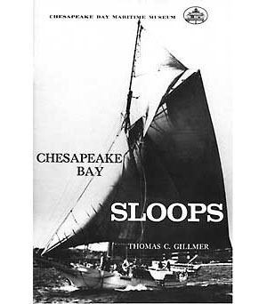 BOOK COVER: Chesapeake Bay Sloops