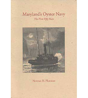BOOK COVER: Maryland's Oyster Navy