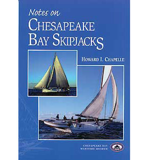 BOOK COVER: Notes on Chesapeake Bay Skipjacks