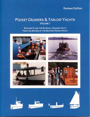 BOOK COVER: Pocket Cruisers & Tabloid Yachts
