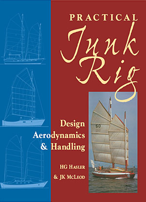 BOOK COVER: Practical Junk Rig