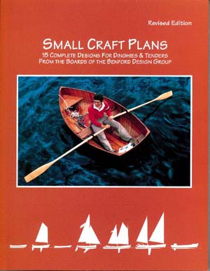 BOOK COVER: Small Craft Plans