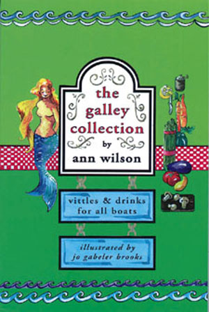 BOOK COVER: The Galley Collection