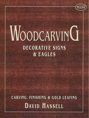 BOOK COVER: Woodcarving