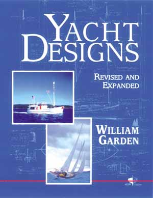 BOOK COVER: Yacht Designs
